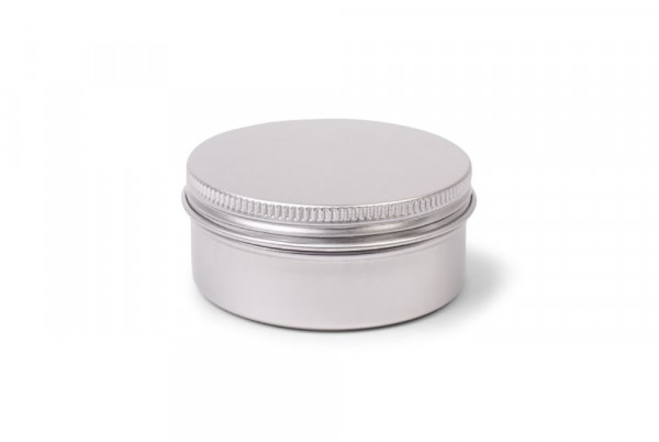 120ml Round aluminum box