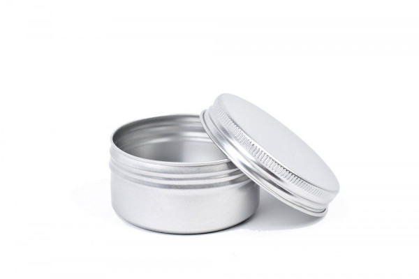 105ml Round aluminum box