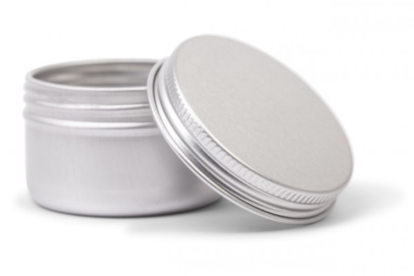 50ml Round aluminum box